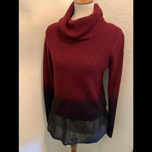 Rock and Republic layered sweater